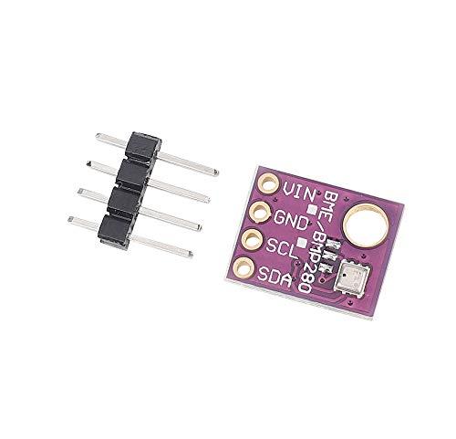 VKLSVAN BME280 温湿度センサー 気圧センサーモジュール ブレイクアウト 5V SPI I2C Raspberry Arduino対応