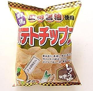 群馬 正田醤油使用 ポテトチップス しょうゆ味