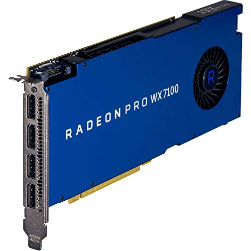 Dell Radeon Pro WX 7100 8GB 4DP Video Card for Precision Workstations (Customer KIT)