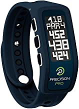 Precision Pro Golf GPS Band - GPS Golfing Accessory with 35,000 Preloaded Worldwide Golf Courses