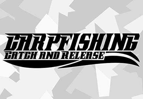 HR-WERBEDESIGN 1x Baits Karpfen Boilies Carp Aufkleber Angeln Köder Fang Hunter Rute Fisch