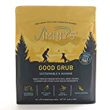 Jiminy's Good Grub Insect Protein Oven-Baked Dog Food 10 lb Bag | 100% Made in The USA | Gluten-Free | Sustainable | Limited Ingredients | High Protein | Hypoallergenic