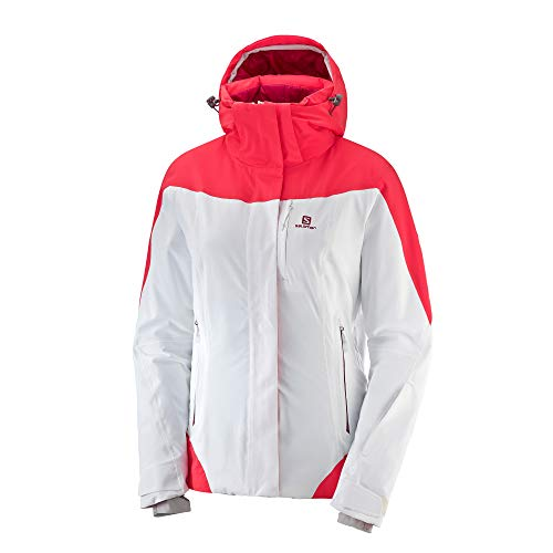 SALOMON(サロモン) スキーウエア レディース ジャケット ICEROCKET JACKET W (アイスロケット ジャケット W...