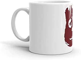 Wilson!! 11 Oz White Ceramic.11 Oz Mugs Makes The Perfect Gift For Everyone.
