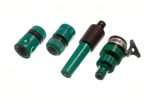 4 Quick Fix jardin Raccords de tuyaux 2 Jubilee connecteur robinet et 2 buse de pulvérisation