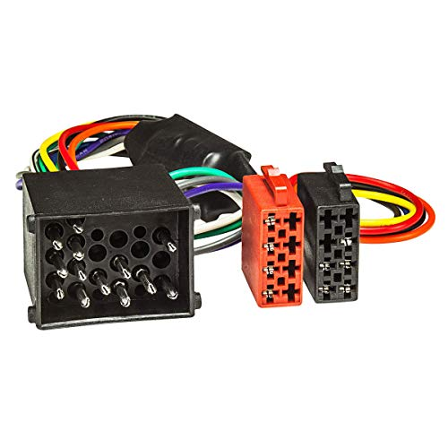tomzz Audio 7004-000 Aktivsystem Radio Adapter passend für BMW 3, 5, 7, Z3, X5 (Rundpin) mit Bose, Harman Kardon Aktiv System