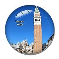 イタリアサンマルコ広場大聖堂ヴェネツィア冷蔵庫マグネットホワイトボードマグネットオフィスキッチンデコレーション