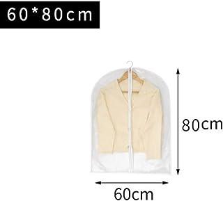 Haute qualité Housse for vêtements de protection, Sacs Cagibi Anti-poussière Hanging imperméable Vêtements sac de rangemen...