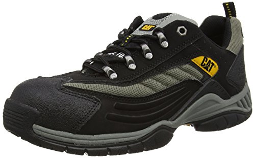 CAT Footwear Herren Moor Bootschuhe, Schwarz (Black), 45 EU