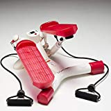 Domyos Mini Stepper Gym Exercise Leg Thigh Toning Workout Fitness Stair Arm Cord