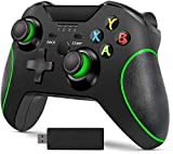 Wireless Controller for Xbox One, Compatible with Xbox One S, One X, One Elite, PS3, PC, Android Phone