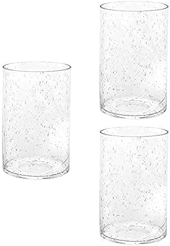 Eumyviv 3pcs Seeded Glass Free shipping Max 88% OFF Lamp with 1-5 Shade 8-inch Replacement