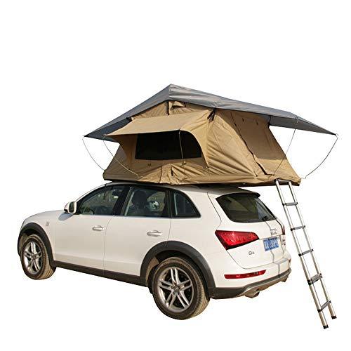 Autodachzelt für LKWs SUVs Camping Travel Mobiler Hydraulikschub für 2-3 Personen.