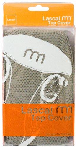 Lascal 4510 - Kopfteilbezug grau/schwarz