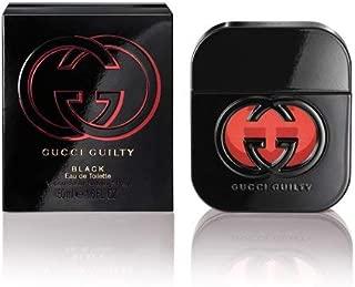 Gùcci Guilty Black For Women Eau De Toilette Spray 1.6 OZ./ 50 ml.
