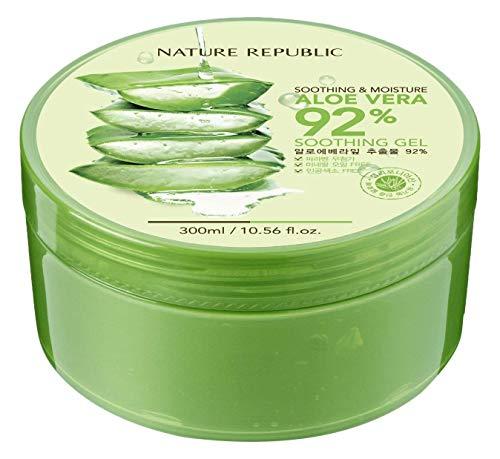 Gel Aloe Vera 100 Puro  marca NATURE REPUBLIC