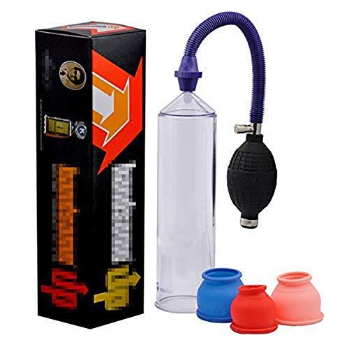 Dispositivo Per La Regolazione Della Pressione Dell'aria Della Pompa Per Alto Vuoto Da Uomo Con Tre Manicotti Diversi