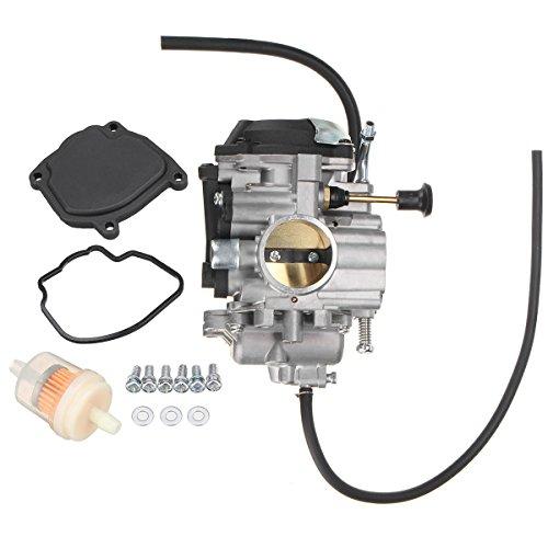 C-FUNN Carburateur pour Yamaha Bear Tracker 250 Yfm250 Bear Tracker Yfm 250 1999-2004 ATV