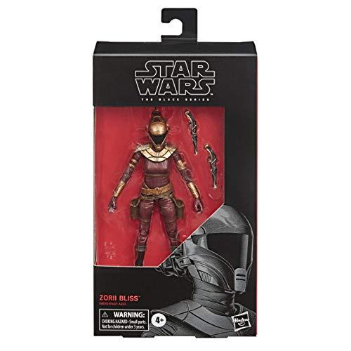 Star Wars The Black Series Zorii Bliss 15 cm große Star Wars: Der Aufstieg Skywalkers Figur zum Sammeln, Spielzeug für Kids ab 4 Jahren