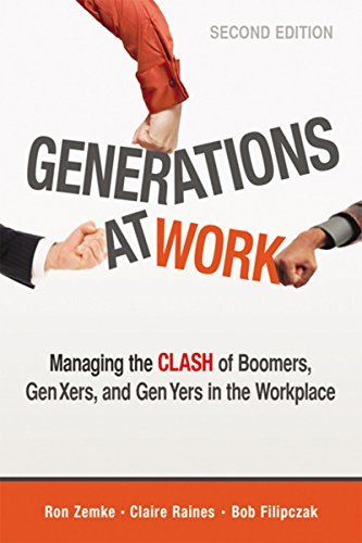 Generations at Work: Managing th...