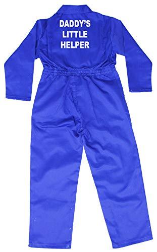 Acce Products Daddy's Little Helper bébé, Enfant, Enfants, Travail, Travail, Augmentation de Taille 1–7 Ans - Bleu -