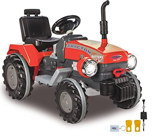 JAMARA 460319 - Ride-on Traktor Power...