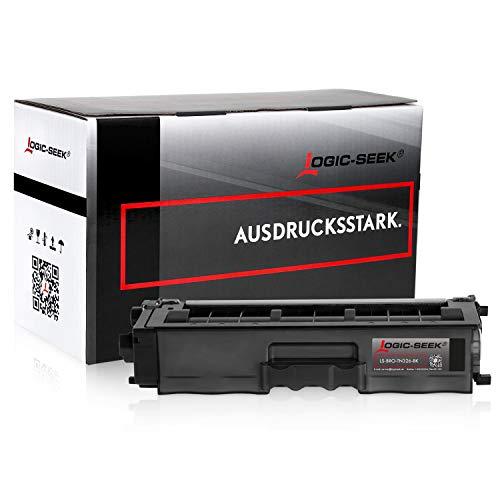 Logic-Seek Toner kompatibel für Brother HL-L8250cdn, HL-L8350cdw, MFC-L8650cdw - Schwarz 4.000 Seiten