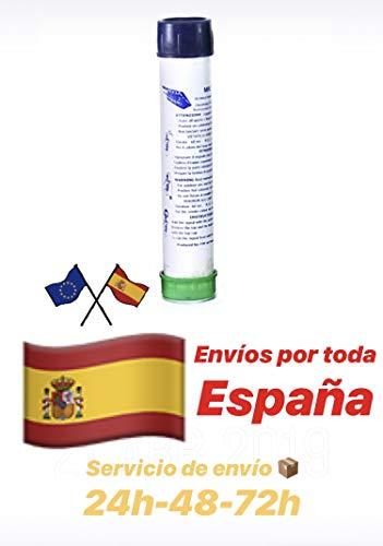 CASES SPAIN Bote DE Humo Azul 60 Segundos, FOTOGRAFIA, Visite LA Tienda Todo Tipo DE Colores EN NUESTA Tienda, ENVIOS EN 24/48 Horas ESPAÑA (Azul)