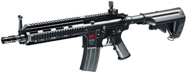 Set completo aeg per softair da 6 mm bb, arma elettrica, con adesivo g8ds® heckler & koch hk 416cqb 416 B00IJ7LYNS