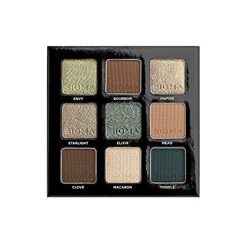 Sigma Beauty Ivy Eyeshadow Palette