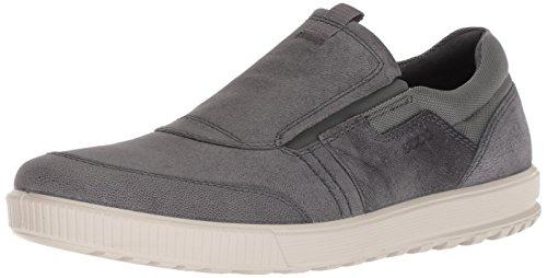 ECCO Herren Ennio Sneaker, Grau Dark Shadow, 44.5/45 EU