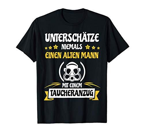 Taucher Shirt, Lustiges Tauchen...
