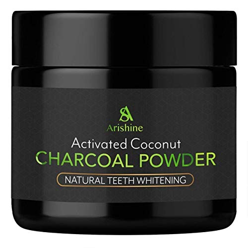 Teeth Whitening Charcoal Powder Natural - Activated Charcoal Teeth Whitening Kit - Teeth Whitener