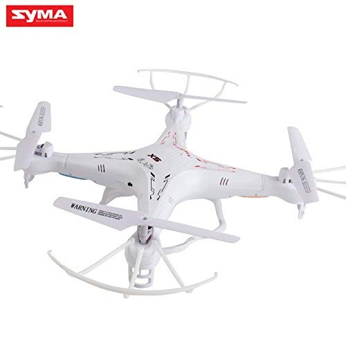 Syma X5 4 Channel 2.4GHz RC Explorers Quad Copter (Camera Sold Separately)