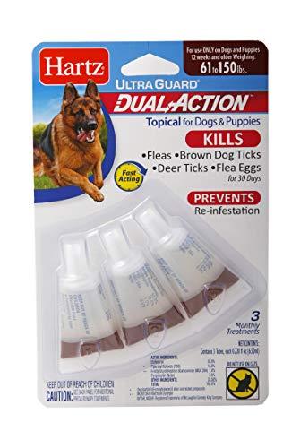 safest flea treatment for puppies