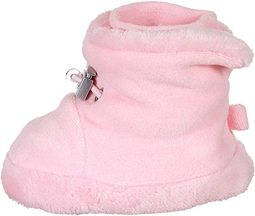 Sterntaler Jungen Mädchen Baby-Schuh Stiefel, rosa, 17-18 EU