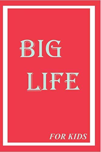big life journal: A Growth Mindset Journal for Tweens & Teens