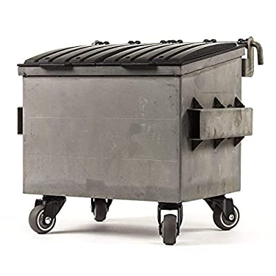 High Quality Raw Steel Dumpsty Desktop Dumpster
