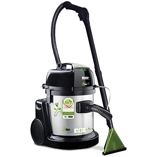 Fakir 44 19 003 Oeko Premium SR 9800 S-Nass-& Trockensauger I Reinigungsgerät für Polster I Mehrzweck-Teppichreinigungsmaschine mit 4,3L Wassertank & Möbel-& Fugendüsen I 1600 Watt, Sonstige