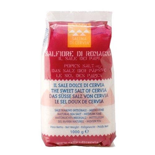 Salina Di Cervia Sal Fiore Di Romagna (Salz der Päpste), 1000g