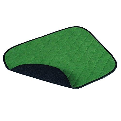 Careline Incontinentie-zitkussen, hoog zuigvolume, wasbaar tot 95 graden, vormvast, 40 x 50 cm
