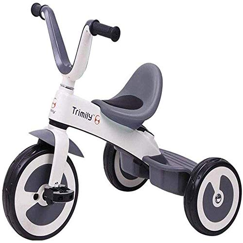Pkfinrd Kindertrikes Tricycle kinderwagen, peuter fiets peuters outdoor Baby Indoorcycle Tricycle 2 in 1 Kinderdriewielers 1-3-6 jaar