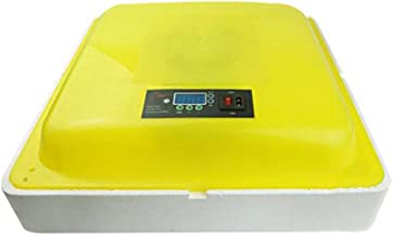 Zgrbq Hatcher Egg Incubator with Automatic Turner Used for Chickens, Ducks, Geese, Birds, Crickets, etc.(88 Eggs)
