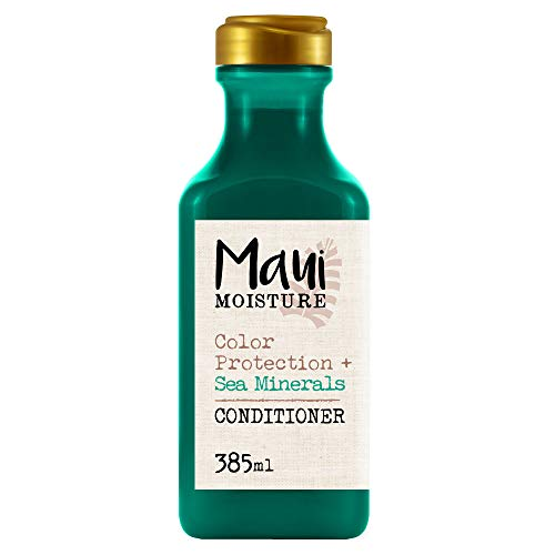 Maui Moisture Color Protect + Sea Minerals Conditioner, 385 ml