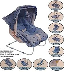 My Angel Dash Baby Product Carry Cot 9 In 1 - Blue 3 To 6 Months,MyAngel