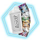 LOOT® - Premium Game Booster mit der Flow-State® Formel   Probier-Set   20 hochdosierte Inhaltsstoffe   Unique Design   Konzentration Ausdauer Reaktionsfähigkeit   7 Stacks + Shaker
