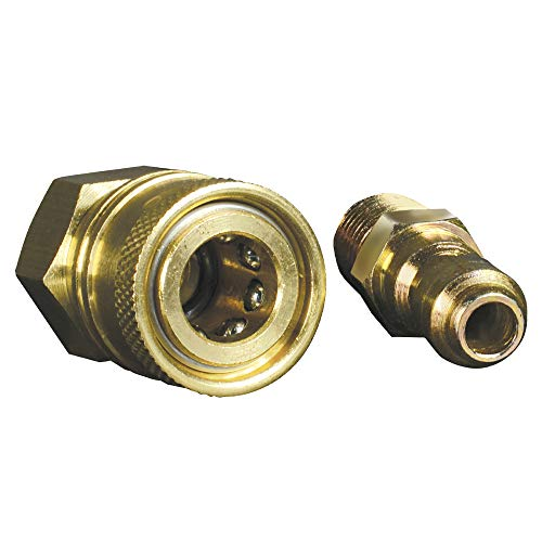 Apache 98441022 1/4' Quick Disconnect Pressure Washer Adapter Set