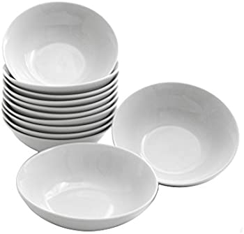 10 Strawberry Street Catering Bowl Set (White)