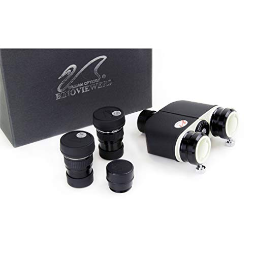 WilliamOptics 双眼装置標準セット アイピース( 接眼レンズ) バロー付属