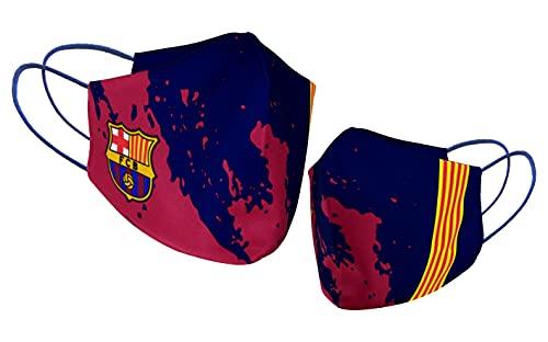 R ROGER'S Barça mascarilla Cassual Señera Fútbol Club Barcelona (Júnior)